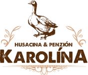 Husacina & Penzión Karolína Logo